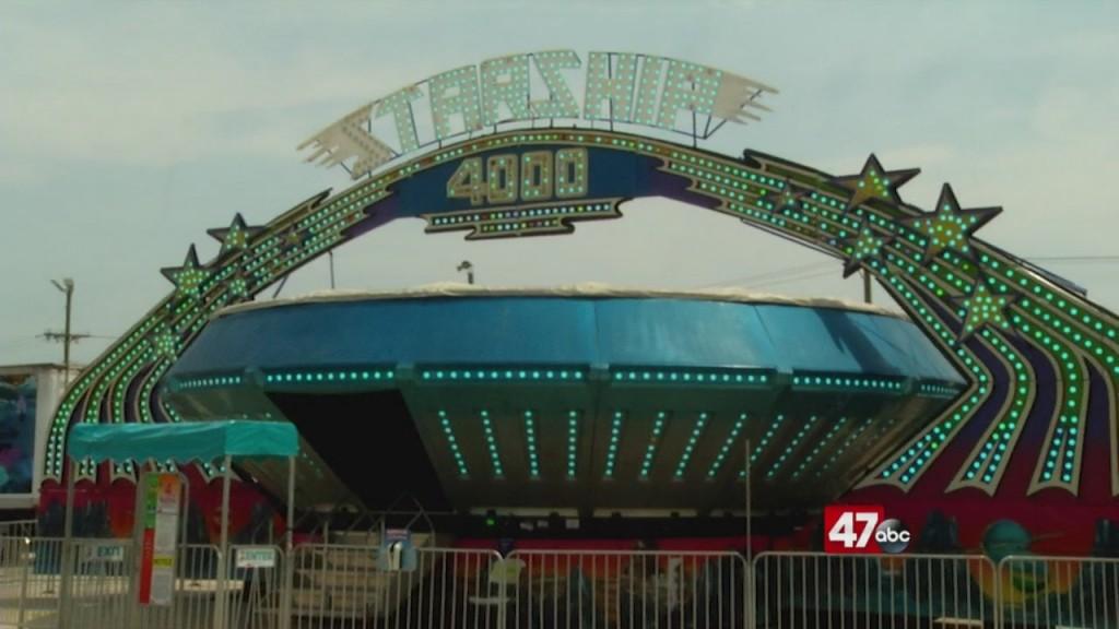 De State Fair Rides Selection
