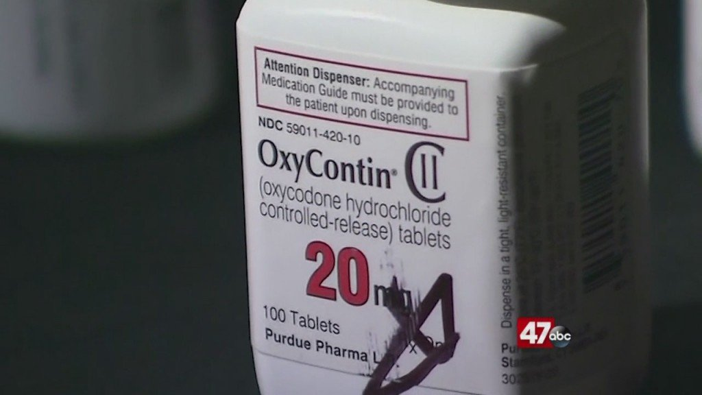 30% Rise In Us Overdose Deaths