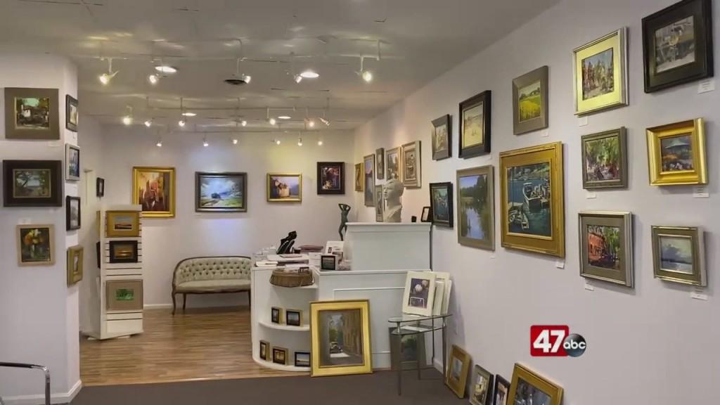 Easton Art Studio Open House