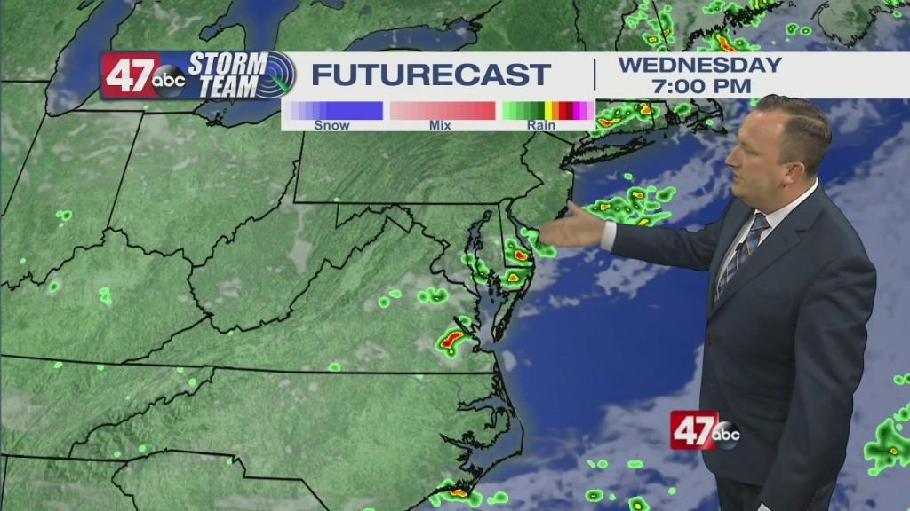 Evening Forecast Video 07.19.21