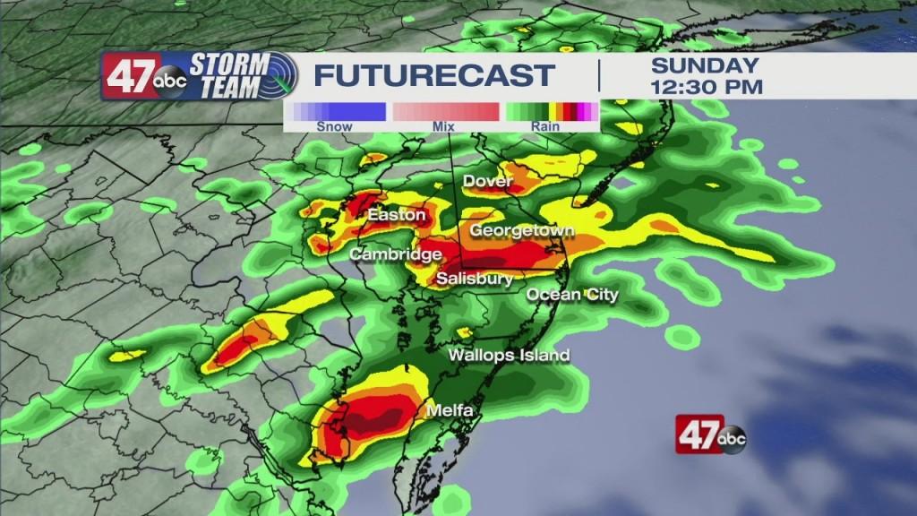 Evening Forecast Video 07.30.21
