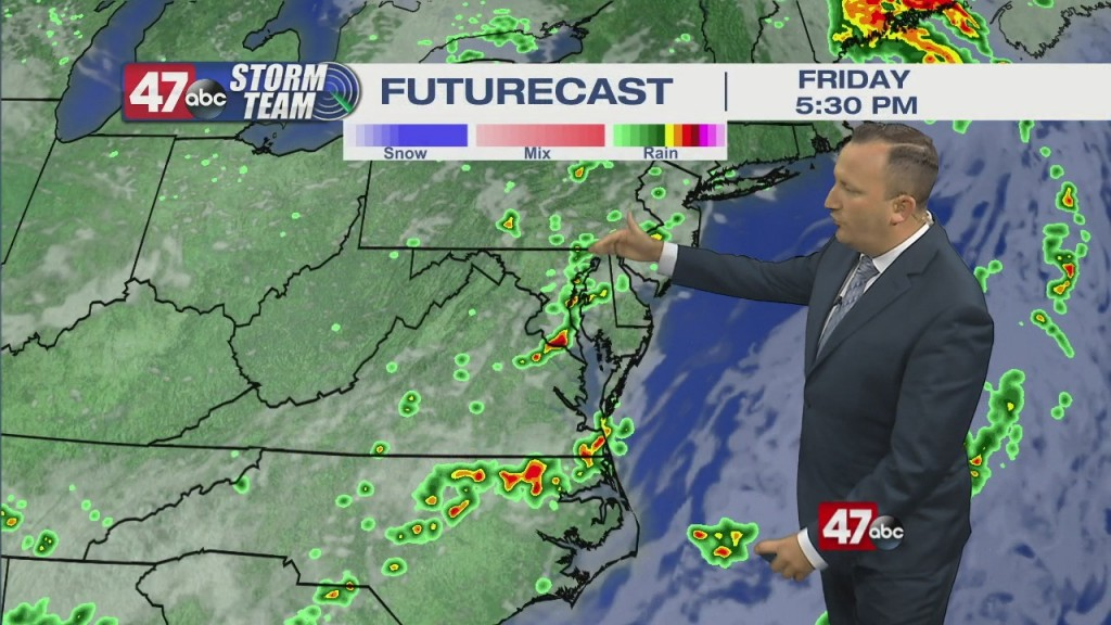 Evening Forecast Video 07.09.21