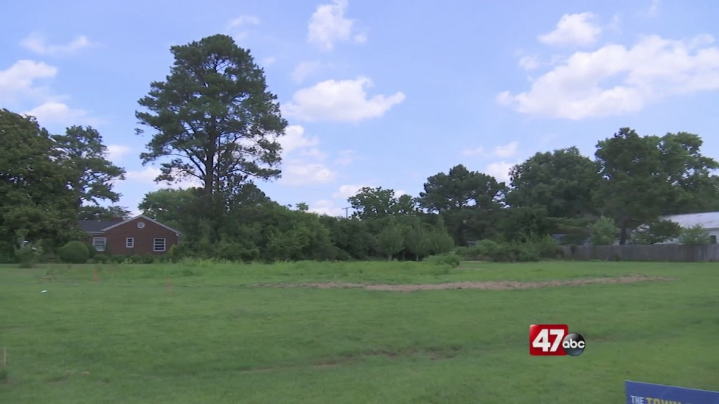 Town Breaks Ground For Panels
