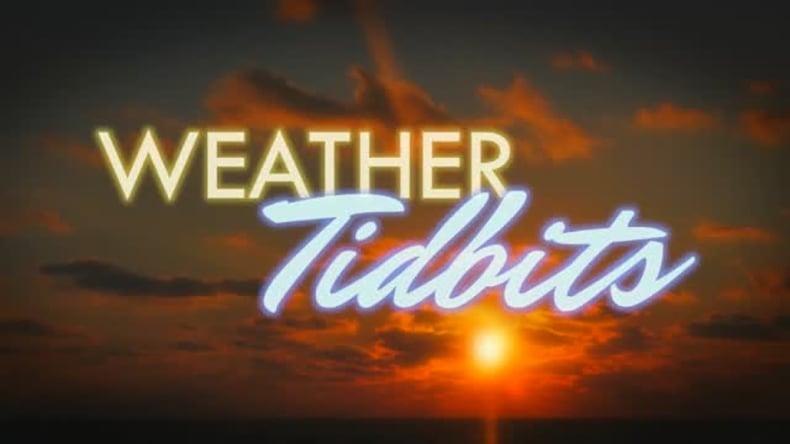 Weathertidbits