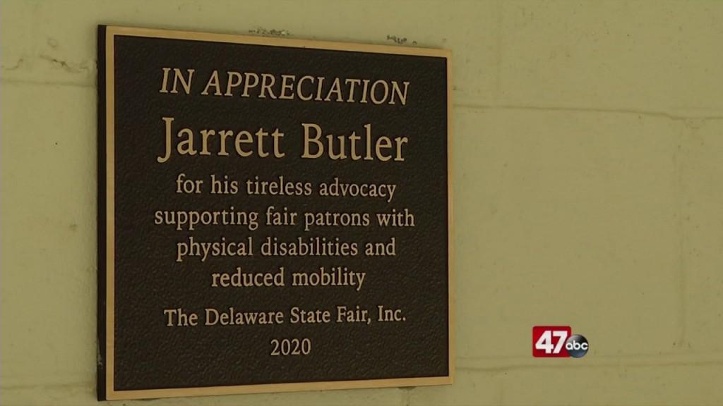 Handicap Accessibility De Fair