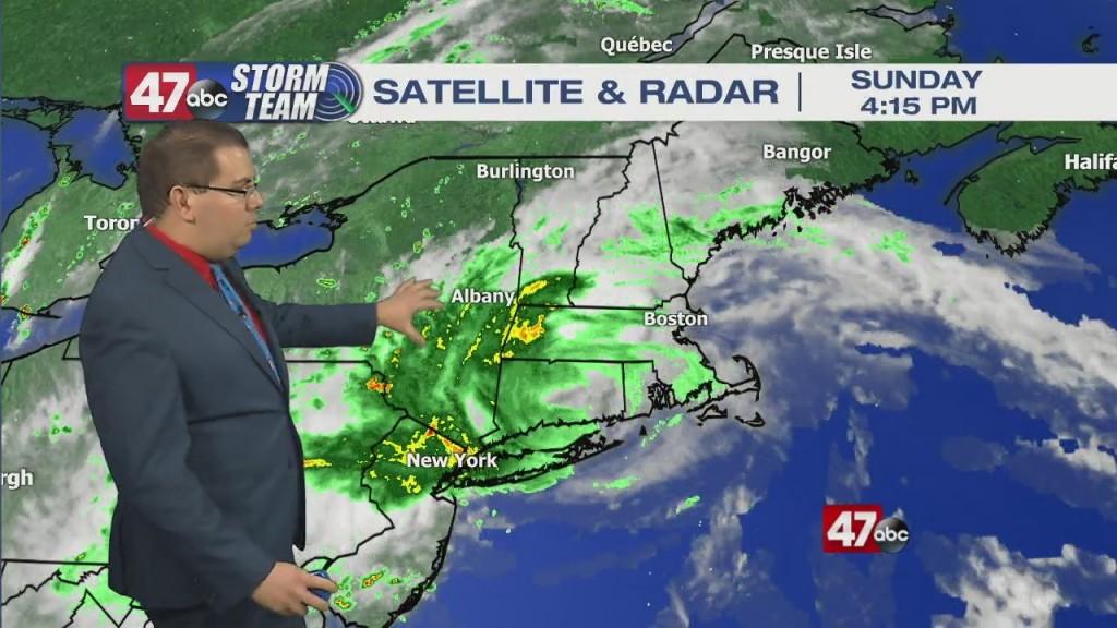 Evening Forecast Video 8.22.21