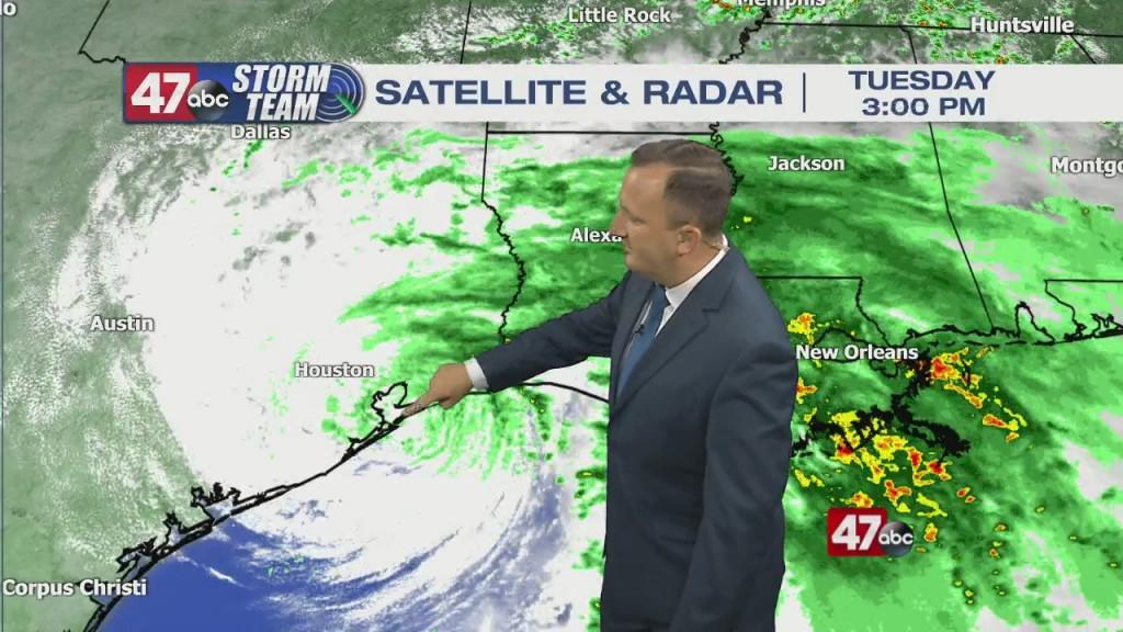 Evening Forecast Video 09.14.21