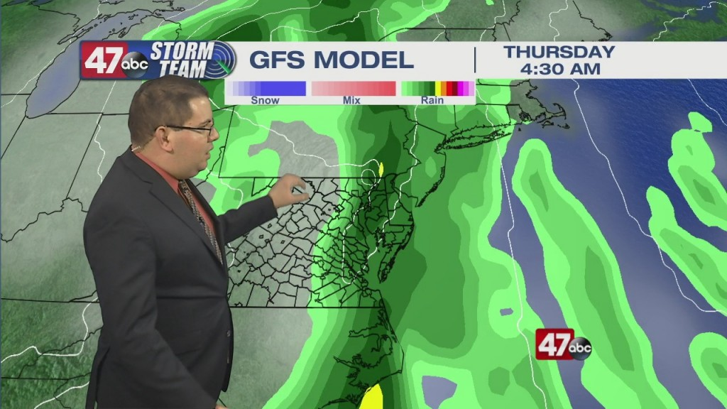 Overnight Forecast Video 9.18.21