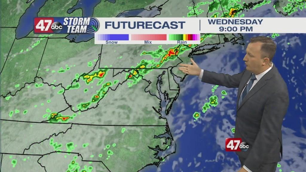 Evening Forecast Video 09.13.21