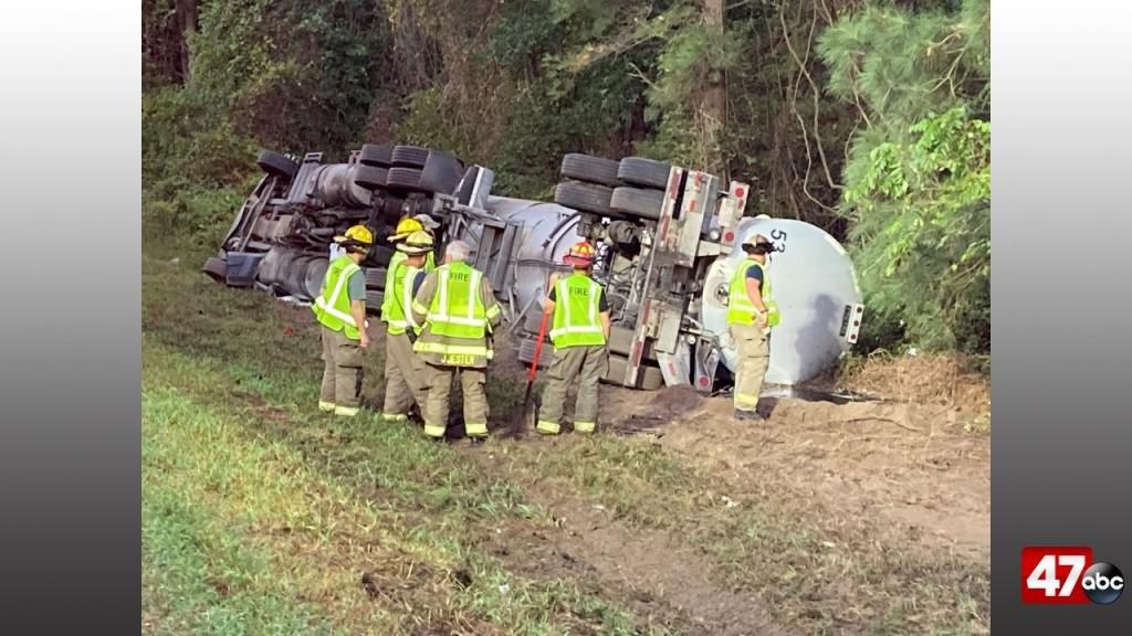 1280 Truck Crash