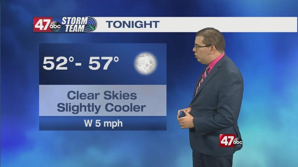Morning Forecast Video 9.26.21