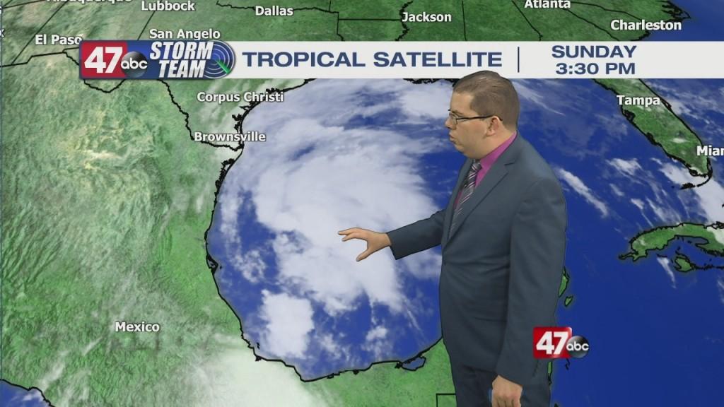 Evening Forecast Video 9.12.21
