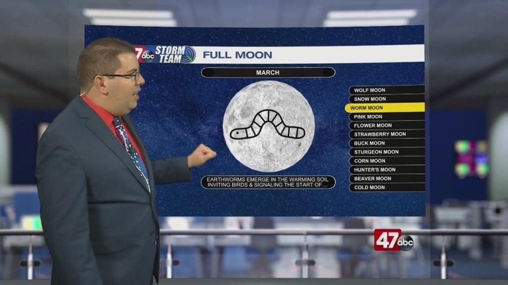 Weather Tidbits: Full Moon Nicknames