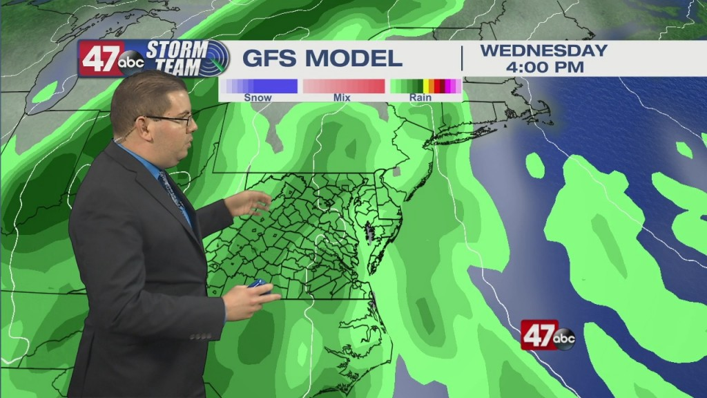 Evening Forecast Video 9.19.21