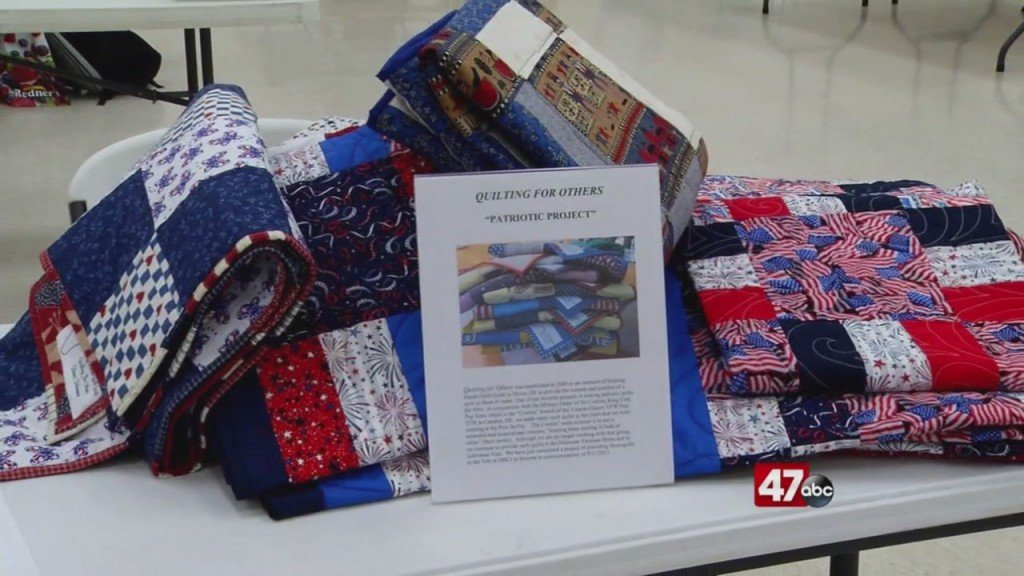 The Brightside: Quilts Of Valor