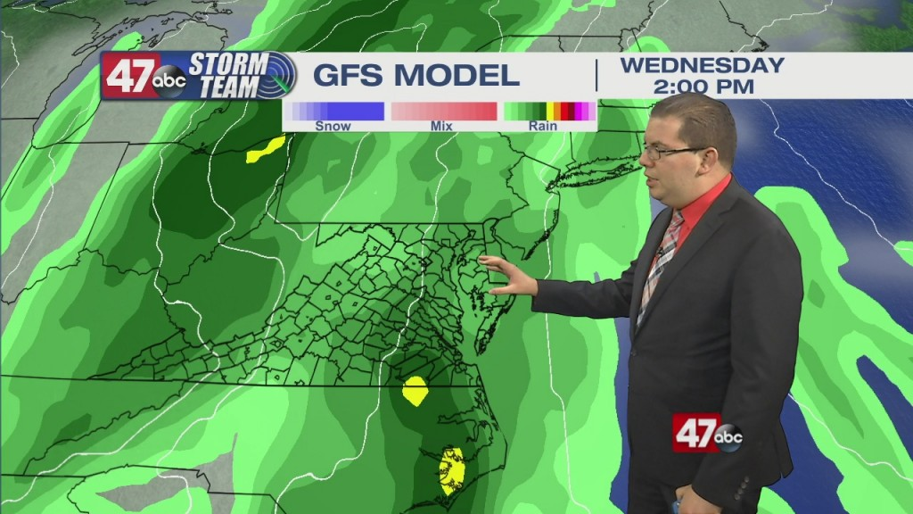 Afternoon Forecast Video 9.20.21
