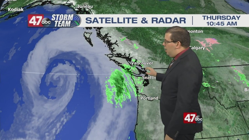 Afternoon Forecast Video 10.21.21