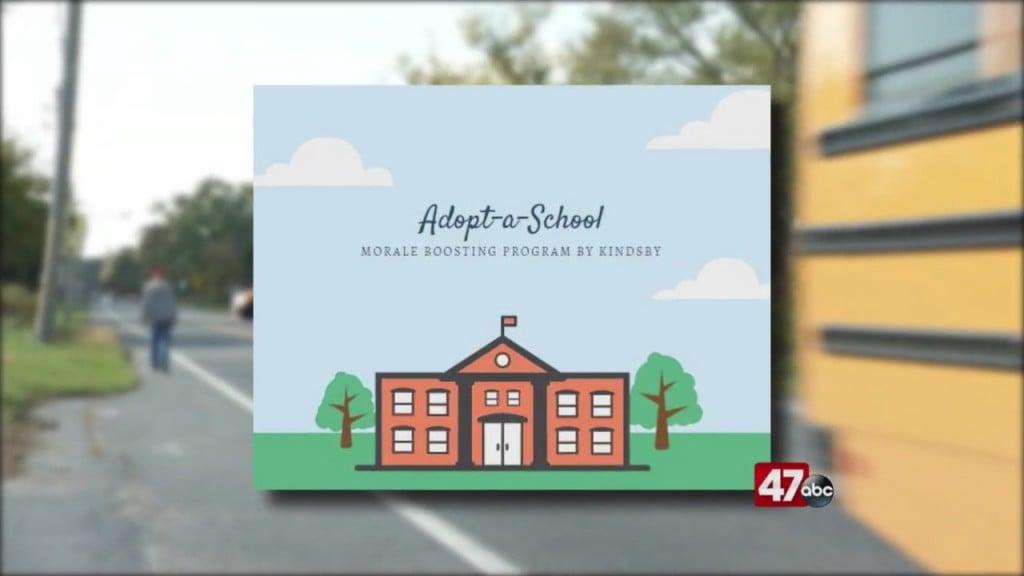 Adopt A School Program