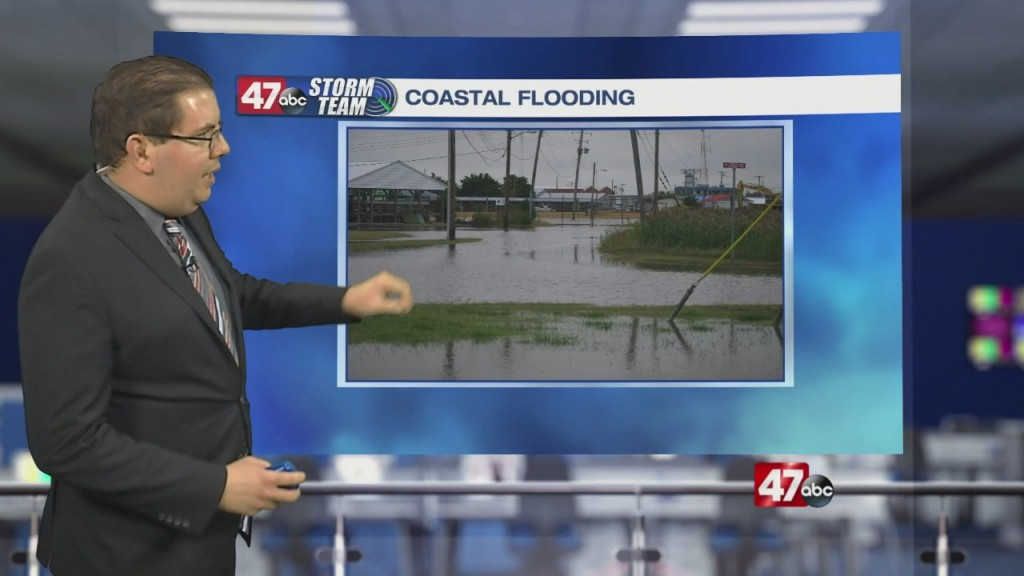 Weather Tidbits: Coastal Flooding & Hydrographs