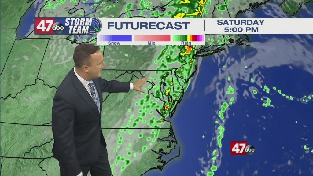 Evening Forecast Video 10.14.21