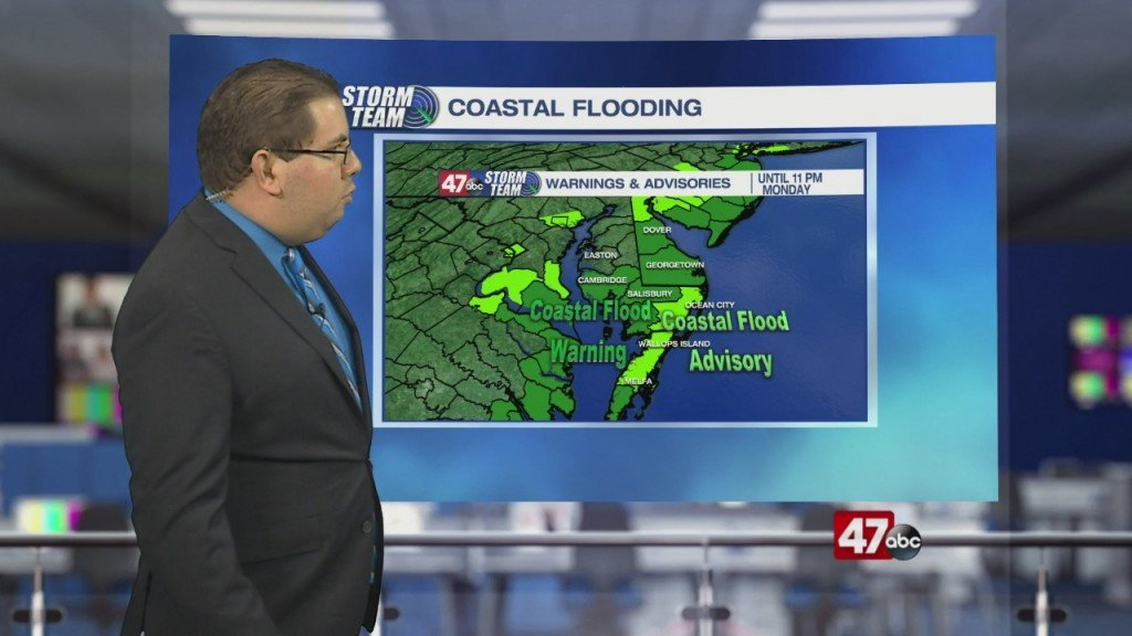Weather Tidbits: Coastal Flooding Thresholds & Alerts