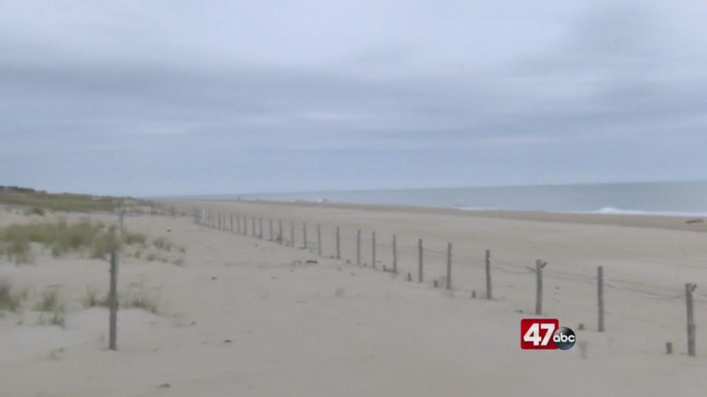 No Beach Renurishment