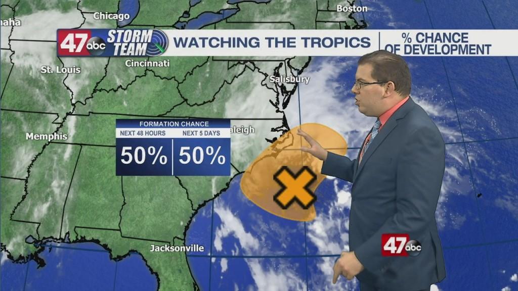 Evening Forecast Video 10.9.21