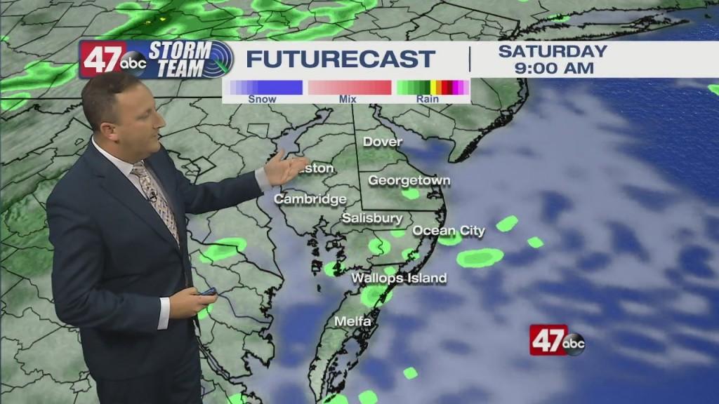 Evening Forecast Video