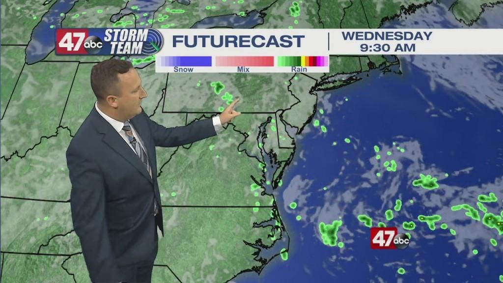 Evening Forecast Video 10.12.21