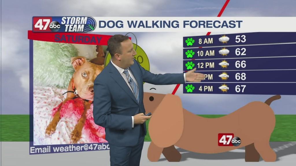 Evening Forecast Video 10.22.21