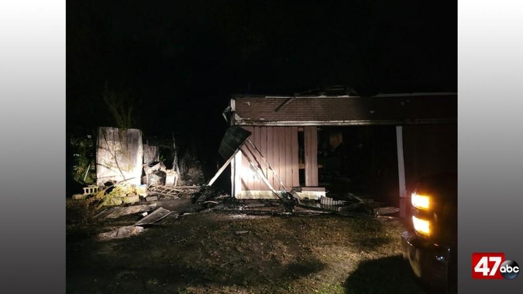 1280 Delmar Garage Fire