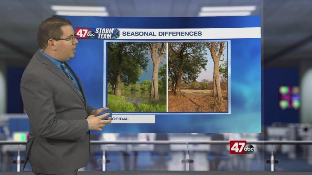 Weather Tidbits: Tropical & Polar Seasons