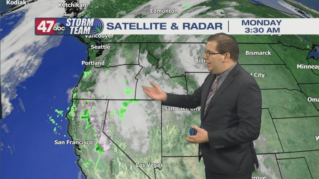 Morning Forecast Video 10.18.21