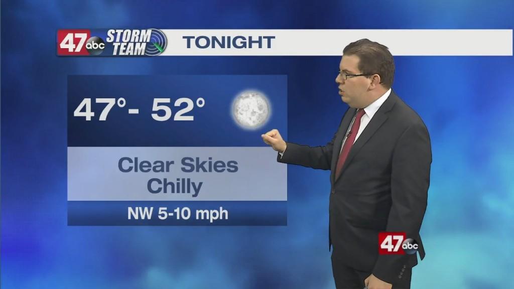 Morning Forecast Video 10.17.21