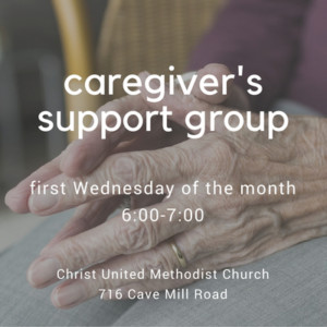 Caregiver's Support Group @ Christ United Methodist Church