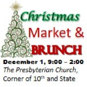 Christmas Market and Brunch @ The Presbyterian Church