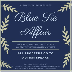 Blue Tie Affair @ La Gala | Bowling Green | Kentucky | United States