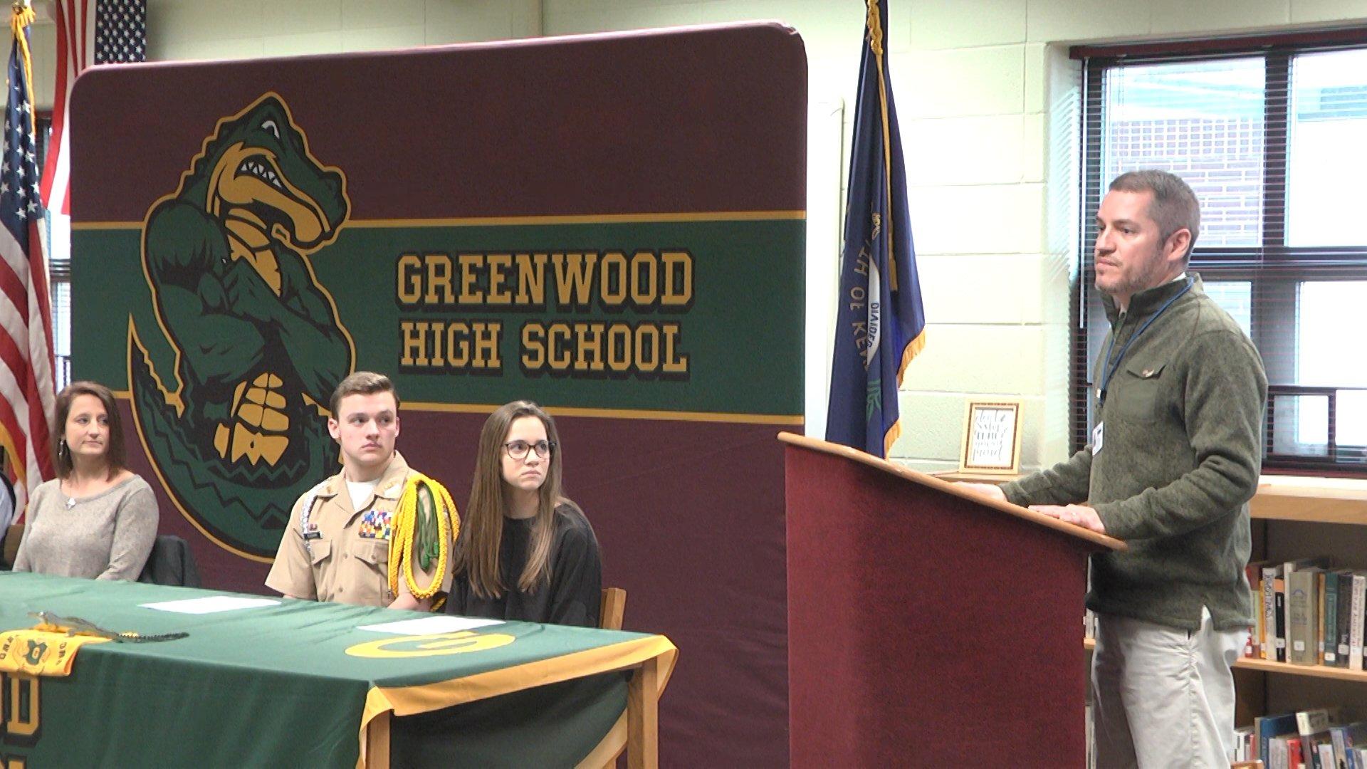 Greenwood High School student earns $75K scholarship - WNKY