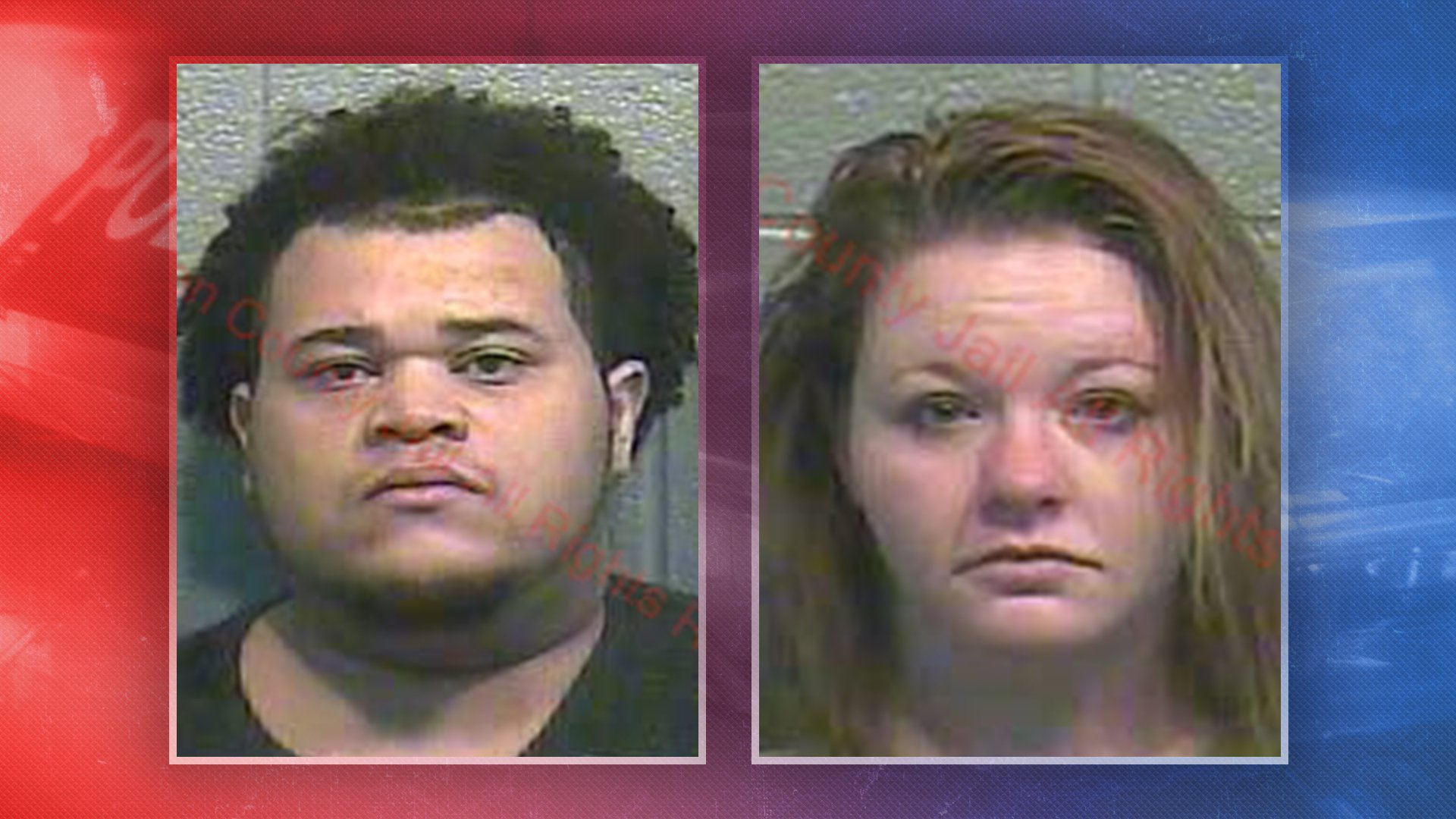 glasgow couple arrested on drug charges after theft