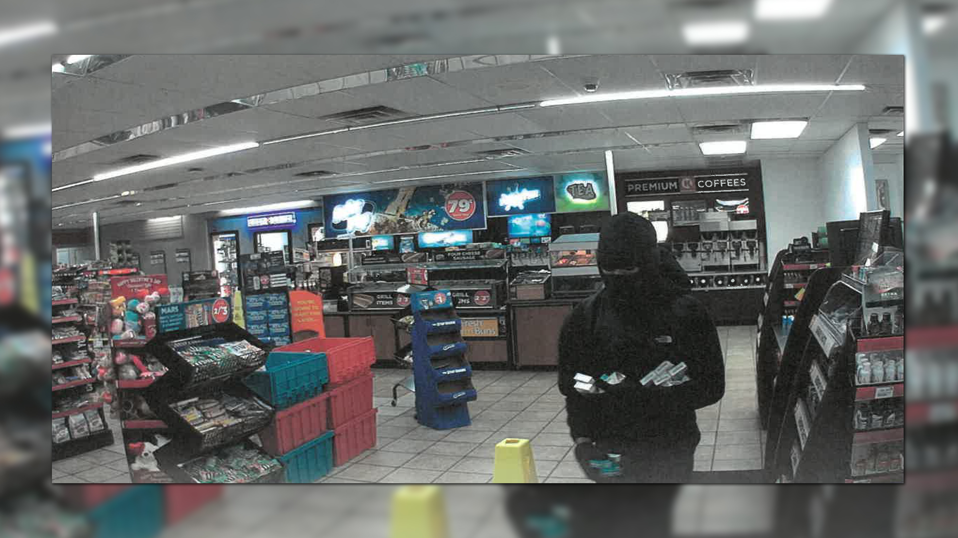 glasgow police investigating armed robbery at circle k