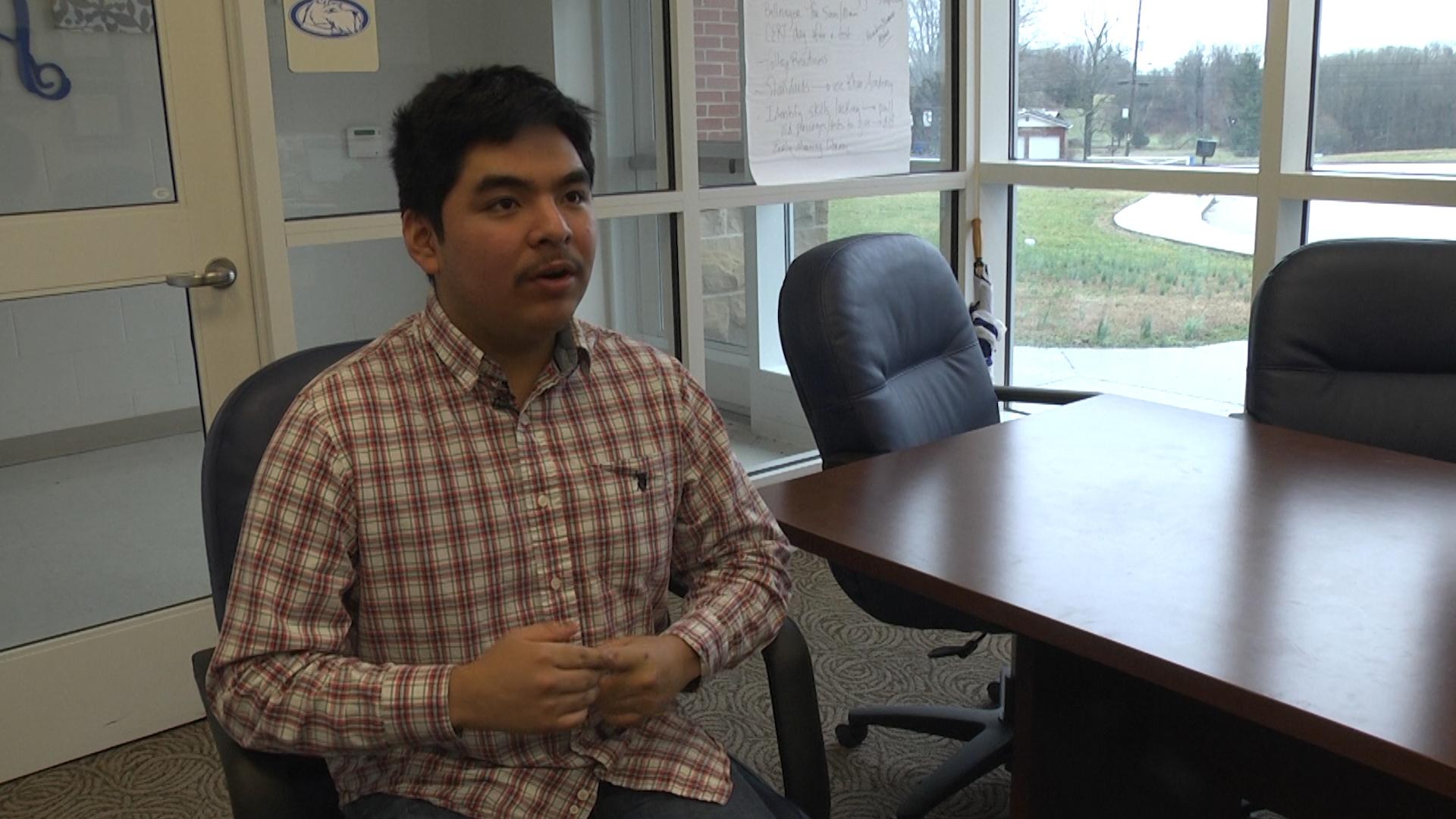glasgow student recognized for dreamer speech