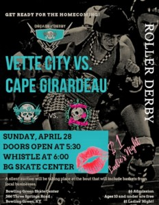 Vette City Roller Derby 2019 Season Opener @ Bowling Green Skate Center   Bowling Green   Kentucky   United States