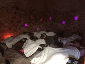 International Day of Happiness $15 Salt Cave sessions @ Be Happy Yoga & Salt Cave