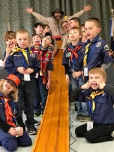 Cub Scout Sign Ups @ Charles Black City Park | Morgantown | Kentucky | United States