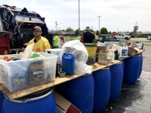 Warren County Household Hazardous Waste Day @ Greenwood High School - Front Parking Lot |  |  |