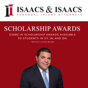 The Isaacs & Isaacs Scholarship Awards @ Isaacs & Isaacs |  |  |
