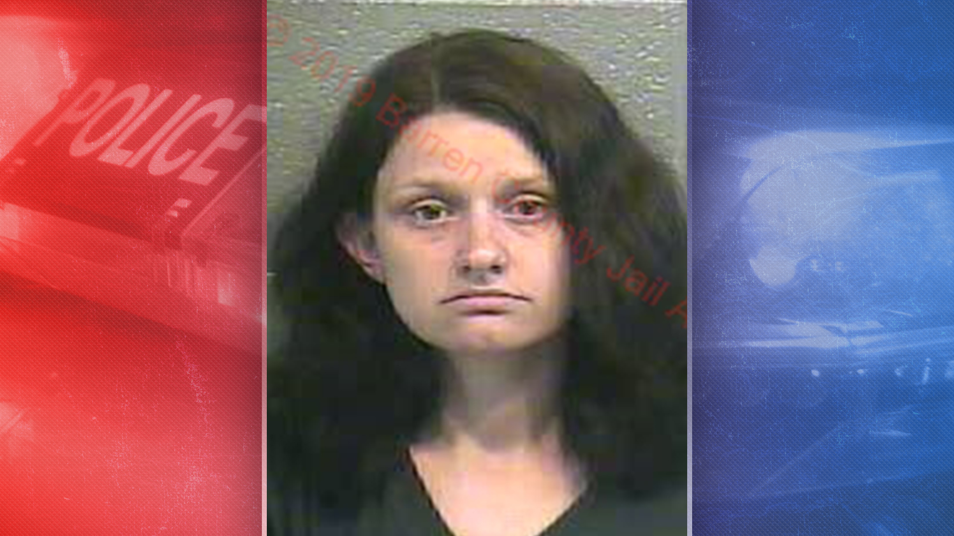 police arrest knob lick woman  accused of traveling with