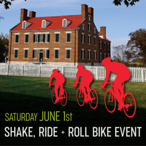 Shake Ride and Roll Charity Bike Ride @ South Union Shaker Village