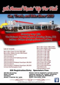 5th Annual Revin Up for Kids @ The National Corvette Museum  | Bowling Green | Kentucky | United States