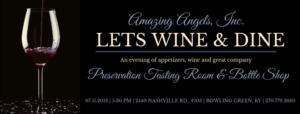 Let's Wine & Dine @ Preservation Tasting Room & Bottle Shop | Bowling Green | Kentucky | United States